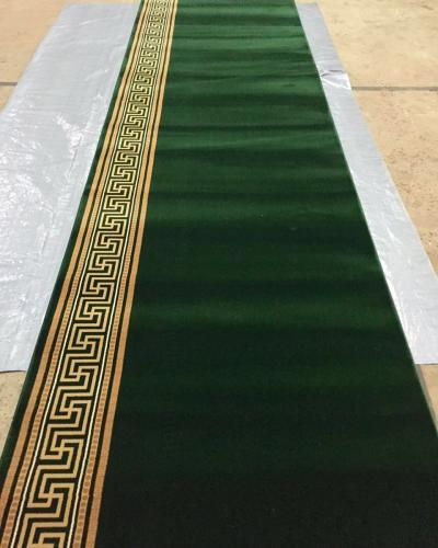 Sajadah Masjid Turki Ankara