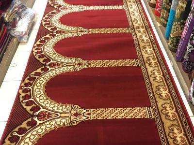 Sajadah Masjid Turki New Tebriz